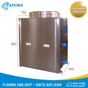 Máy cấp nhiệt bể bơi Sirac LSQ-RP | Tafuma Việt Nam