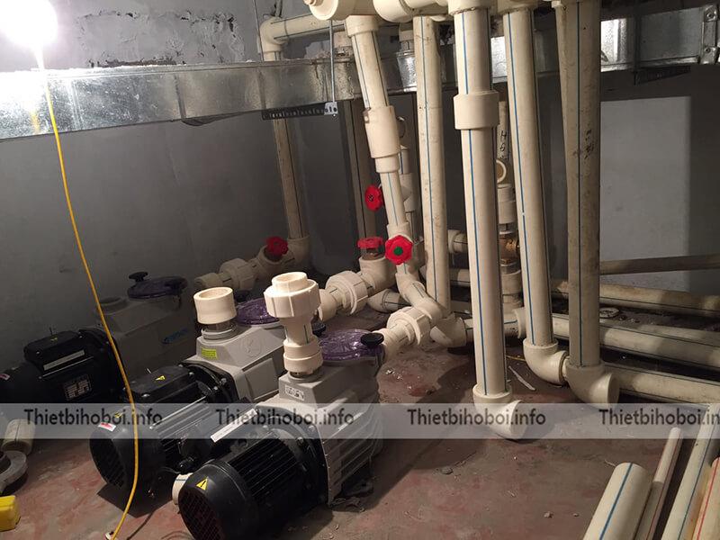 ứng dụng trong thực tế của máy bơm kiprol ok