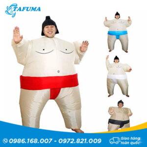 áo sumo mẫu 2