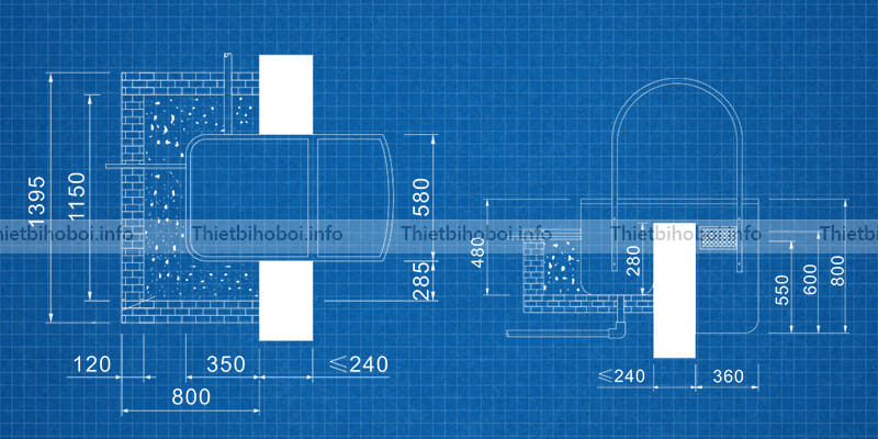 bản vẽ bình lọc thông minh pk 8021
