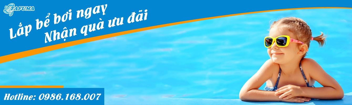 Banner Trang Chủ Thiết Bị Bể Bơi Tafuma 2