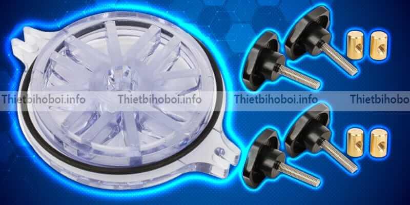cấu tạo của máy bơm minder mxb