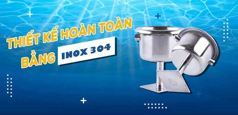 Cốc neo phao inox 304