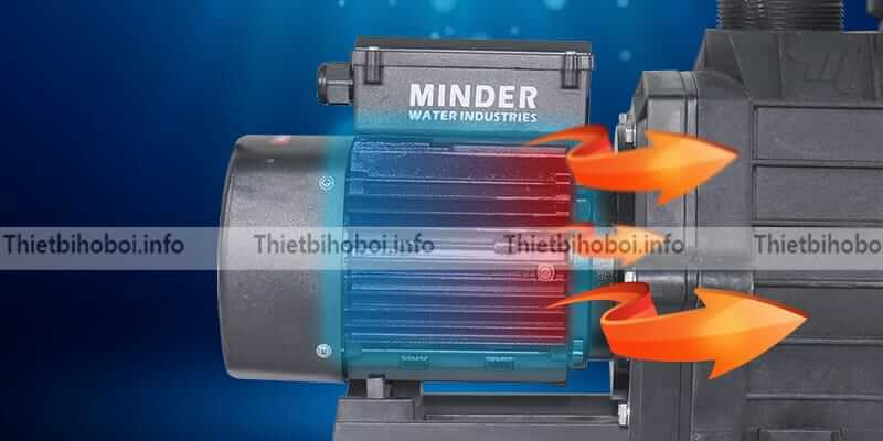 đầu kết nối của máy bơm mxb