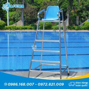 ghế quan sát bể bơi mẫu 4