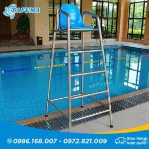 ghế quan sát bể bơi mẫu 3