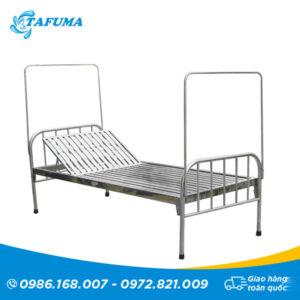 giường inox nâng đâu mẫu 3