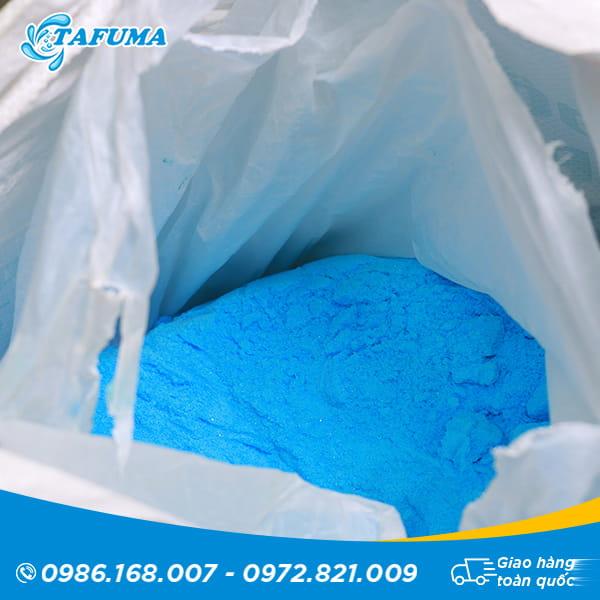 Hóa chất bể bơi đồng bột CUSO4
