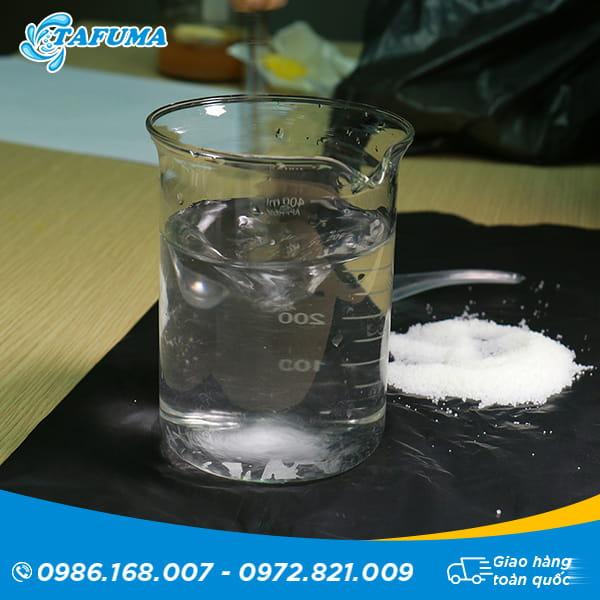 Hóa chất bể bơi PH+