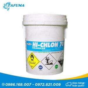 Chlorine Nippon 70% dạng bột - Nhật Bản