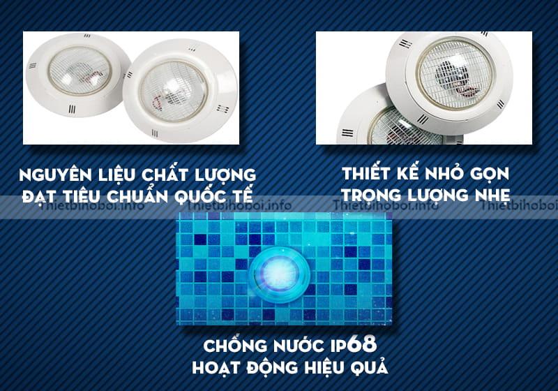 tính năng đèn led kripsol peh 115