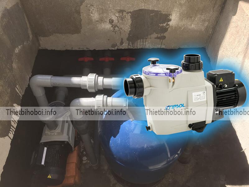 ứng dụng trong thực tế của máy bơm kripsol kse