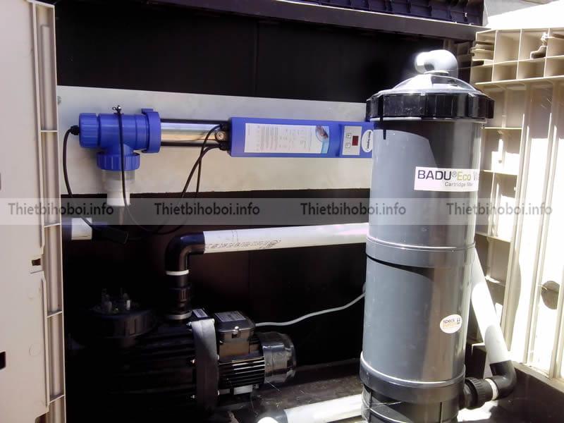ứng dụng đèn uv blue lagoon bh04752