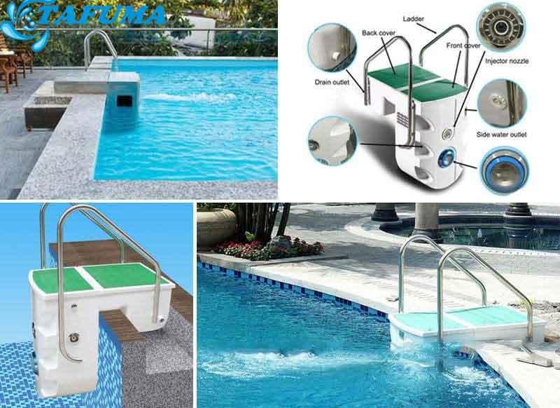 Máy lọc nước bể bơi thông minh