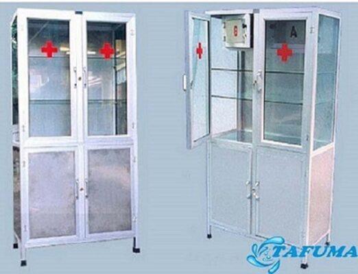 tủ y tế bể bơi