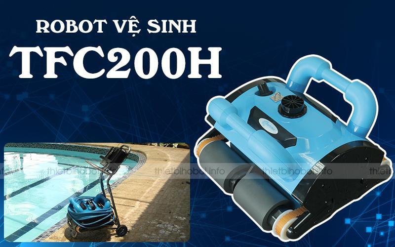 Robot vệ sinh TFC 200H - 5