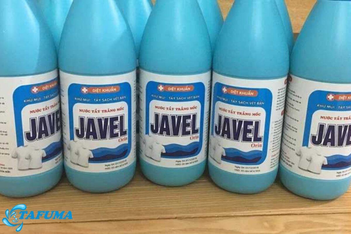 Thuốc tẩy trắng quần áo Javen