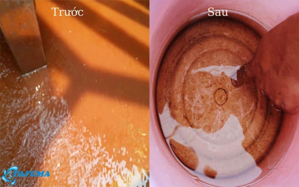 Ứng dụng phèn chua trong làm sạch nước